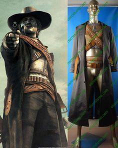 Call of Juarez Gunslinger cosplay costume adventure Western video game