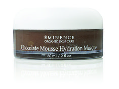 Organic Spa Magazine » Eminence Organic Skin Care Chocolate Mousse Hydration Masque
