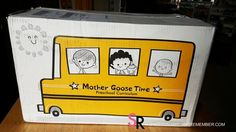 Winter in the Woods is my favorite winter preschool theme from Mother Goose Time! Come see what's in the box for this cold weather theme. Mother Goose Time, Cold, My Favorite Things, Winter, Winter Time, Cold Weather