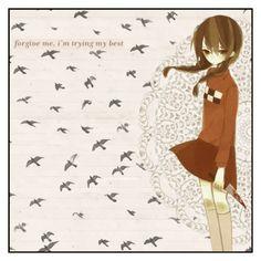 """forgive me //"" by toby-senpai ❤ liked on Polyvore featuring art, yumenikki and madotsuki"
