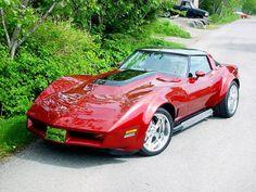 1980 Corvette Custom