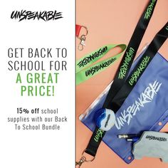 FLIP Unspeakable Backpack Rucksack School GYM PE College Kids Boys Girls Bag New