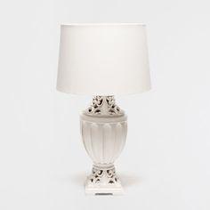 LAMPE BASE DÉCORÉE - Éclairage - Lit | Zara Home France