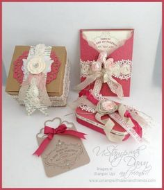 Vintage Verses Birthday Set by gidgetmd - Cards and Paper Crafts at…