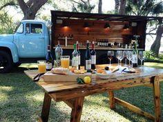 #wine truck