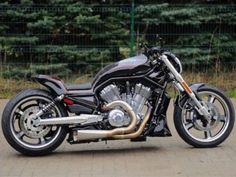 Harley-Davidson V-Rod muscle by killer custom 7