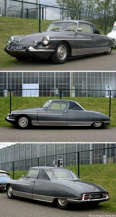 1962 Citroën DS19 Le Dandy by Henri Chapron