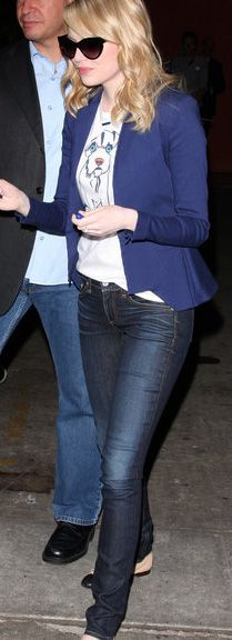 Emma Stone casual wear. Browse Keestine's alternative pick to get the same look for less