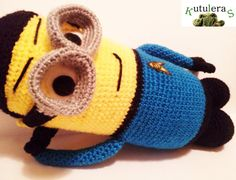 MINION AMIGURUMI SPOCK  star trek doll tv warp enterprise crochet tv serie 2014 picard kirk