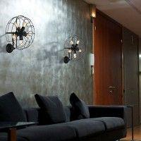 AZzardo Fan Wall - Fali lámpák Wall Fans, Lamps, Luxury, Shop, Lightbulbs, Light Fixtures, Rope Lighting, Store, Lanterns
