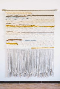 Wall hanging therapy Julie Robert