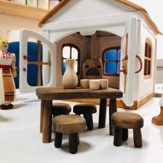 Do you looking Large detachable house for figurines ? On BumbuToys you can find handmade wooden toys. Animals Wooden Toys, Tree Wooden Toys, Figurines Wooden Toys, Montessori Wooden Toys and Waldorf Wooden Toys. A Shelf, Shelves, Organic Oils, Handmade Wooden Toys, Linden Wood, American Walnut, Big Houses, Bedroom Bed, Wood Toys