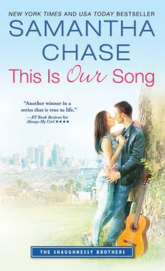 This is our Song / Samantha Chase. This title is not available in Middleboro right now, but it is owned by other SAILS libraries. Follow this link to place your hold today!