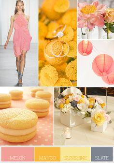 Pretty Summer Color Inspiration