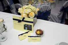 Such a different, but lovely colour combination for the wedding of Faye and Christopher