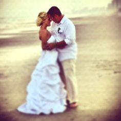 Beach wedding :)