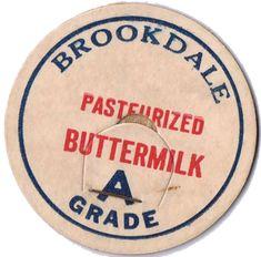 antique milk cap image - KnickofTime.net