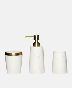 Marble Bathroom Set 519009