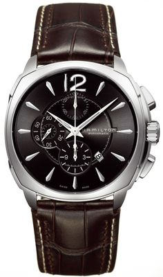 H36516535 - Authorized Hamilton watch dealer - Mens Hamilton Cushion, Hamilton watch, Hamilton watches