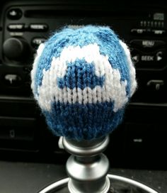 Captain America Style Gear Knob Beanie Hat by NutkinsKnits on Etsy