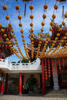 Kuala Lumpur, Malaysia - Buddhist Temple