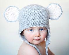 sweet crocheted hat