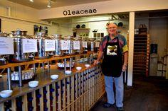 Oleaceae Gourmet Balsamic Vinegars, Olive Oils and more. Great shop! Santa Fe, New Mexico