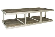 Somerton Coffee Table, Natural