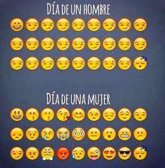 Diferencias entre hombres y mujeres. Немного испанского юмора не помешает :)