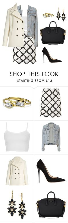 """""""casual elegance"""" by candynena228 ❤ liked on Polyvore featuring Bling Jewelry, Lipsy, Topshop, rag & bone, Tomas Maier, Jimmy Choo, Anne Klein and Givenchy"""