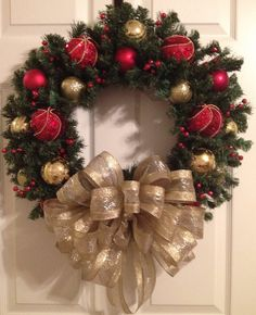 99 Totally Inspiring Red And Gold Christmas Decoration Ideas