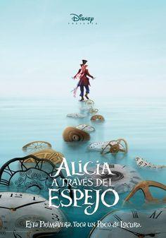 Alicia a través del espejo  - Estrenos de Cine de la Semana… 27 de Mayo de 2016