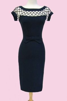 6d739bc90e9 Love this 50 s style dress.  105.00 Bettie Page Clothing