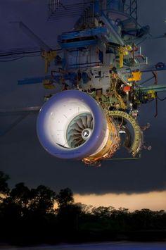Pratt & Whitney J58  Lockheed SR71 Blackbird  Wikipedia