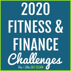 Ready to take on a fitness AND finance challenge? We have plenty for you to choose from! Ready to take on a fitness AND finance challenge? We have plenty for you to choose from! 6 Week Challenge, Money Saving Challenge, Saving Money, Clean Eating Meal Plan, Clean Eating Recipes, Healthy Eating, Half Marathon Plan, 12 Week Transformation, Sweat Workout