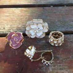 Bling Ring Bundle  - $20