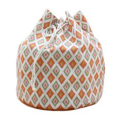Found it at Wayfair - Carnival Gumdrop Round Laundry Bag with 4 Grommets Bathroom Furniture, Home Furniture, Room Essentials, Laundry Basket, Laundry Room, Signature Style, Bean Bag Chair, Carnival, Best Deals