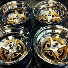 Jdm 3 piece wheels