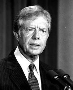 March 21, 1980: Jimmy Carter boycotts the 1980 Olympics