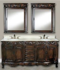 DWI Dragon Bathroom Vanities Antique White Cabinet | Best Bathroom Vanities  Ideas And Designs | Pinterest | Bathroom Vanities, Vanities And Antique  White ...