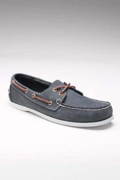 release date bab3c 9211e Dixon Shoe Navy Nubuck - I have a horrible problem of having boat shoes and  wanting