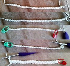 Hækling for begyndere med lette hækleopskrifter del 1 Panda, Crochet Tutorials, Clothes, Ideas, Threading, Outfits, Clothing, Crochet Shopkins Patterns, Clothing Apparel