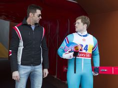 Eddie The Eagle – Watch the trailer for new biopic