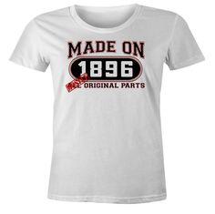 Womens 120th Birthday T-Shirt