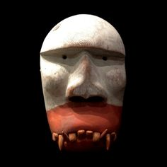 King_Island_eskimo_mask