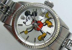 Mickey Rolex