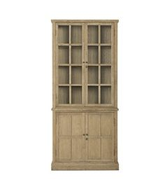 Flamant Catenac Hutch, Weathered Natural Oak * Want additional info? Click on the image. (This is an affiliate link) #KitchenCabinetsMakeover