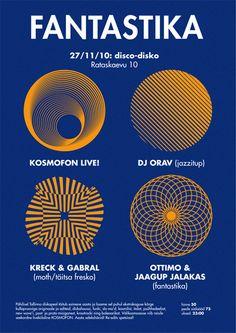 Poster. Music (Estonia). 2010