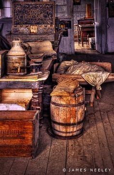 what the interior of house in a gold mining ghost town looks like ~ Bodie State Historical Park, Bodie, CA