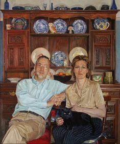 Alastair Adams PPRP - The Royal Society of Portrait Painters Family Portrait Painting, Portrait Art, Family Portraits, Figure Painting, Painting & Drawing, Painting Classes, Summer Art Projects, A Level Art, National Portrait Gallery